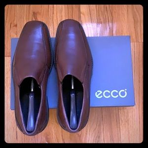 Ecco New Jersey - Cocoa Brown Size 11